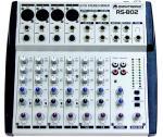 Omnitronic RS-802, 8-kanálový mixážní pult - Omnitronic - Studiový 8 kanálový mixážní pult