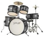 Stagg TIM JR 5/16 BK - Stagg - Sada bicch TIM Junior 5-dln