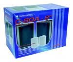 Omnitronic C-80A černé, reproboxy 125W - Omnitronic - Cena za pár!