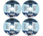 Slovenská čtyřka - Musicer Karaoke - Zvýhodněná nabídka 4 karaoke DVD kompilací se slovenskými karaoke klipy.