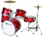 Dimavery JDS-305 dětská bicí sada, modrá - Dimavery - Dětská bicí souprava 5-ti dílná, modrá
