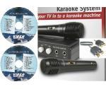 Karaoke sada pro děti - Musicer Karaoke - Skvělý mix karaoke setu a karaoke repertoáru pro děti. Dá se použít jak s TV, tak s počítačem.