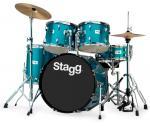 Stagg TIM322B SPBL, bicí sada, modrá perleť - Stagg - Bicí sada s činely