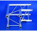 Quadlock 6082C-23, 2-koncový rohový díl 135° - Alutruss - Quadlock 6082C-23, 2-koncový rohový díl 135°