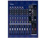 Yamaha MG 12-4-CFX - Musicer Karaoke - Mixpult 4 mono + 4 stereo vstupy, 3-p EQ, HPF, fantomov� nap�jen�, 4x insert, 2x aux, vestav�n� 16 efektov� procesor