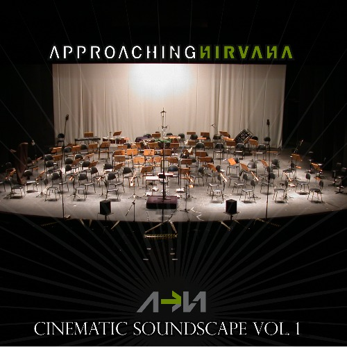 Foto alba: Cinematic Soundscapes Vol. 1 - Approaching Nirvana