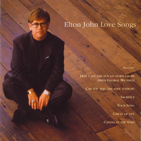 Foto alba: Love Songs - John, Elton