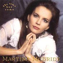 Foto alba: The Time Has Come - McBride, Martina