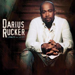 Foto alba: Learn To Live - Rucker, Darius