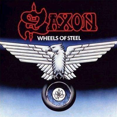 Foto alba: Wheels Of Steel - Saxon