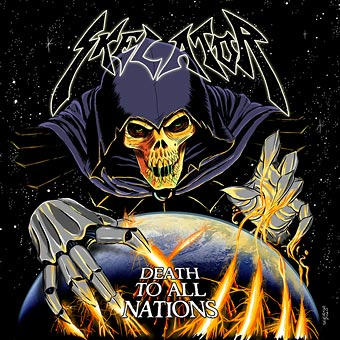 Foto alba: Death to All Nations - Skelator