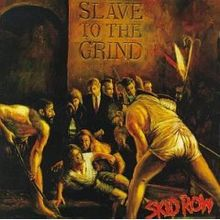 Foto alba: Slave To The Grind - Skid Row