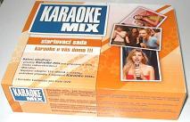 Obal výrobku Karaoke mix - startovací sada