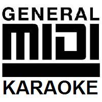 MIDI karaoke (GM)