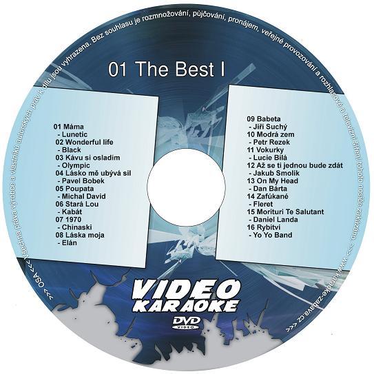 Karaoke  01 The Best I