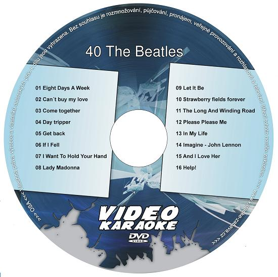 40 The Beatles