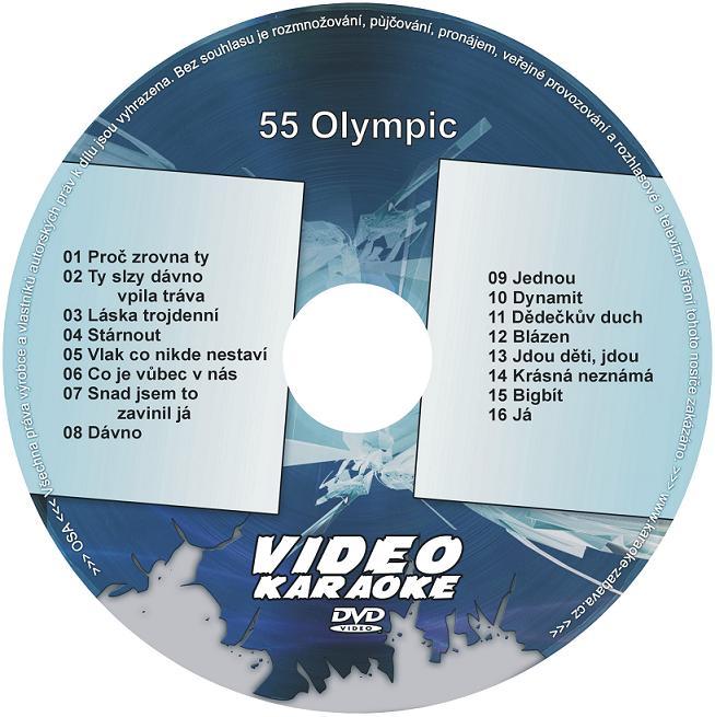Karaoke  55 Olympic