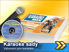 Klikni pro karaoke sady