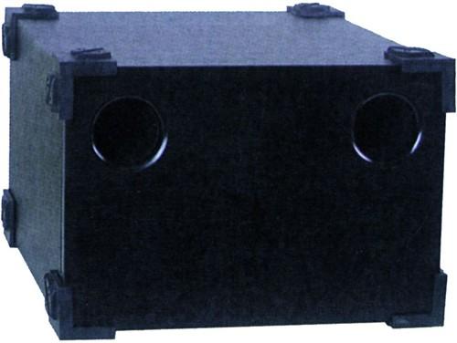 Omnitronic Subwoofer pro Control 100/200, 150W - Pro velmi silné basy, 50 W RMS / 150 W max., 4 Ohm