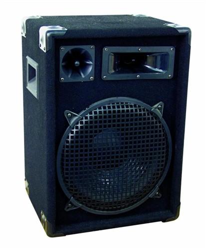 Omnitronic DX-1222, reprobox 200W - Univerzální 3-pásmový reprobox