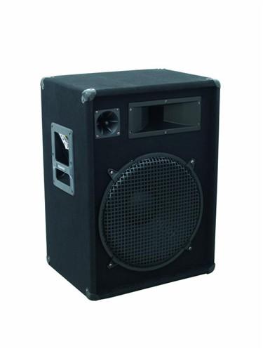 Omnitronic DX-1522, reprobox 300W - Univerzální 3-pásmový reprobox