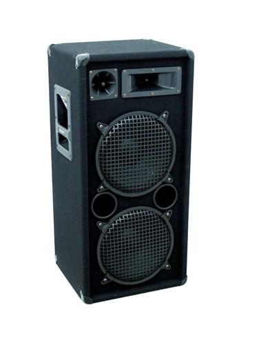 Omnitronic DX-2022, reprobox 300W - Výkonný 3-pásmový reprobox