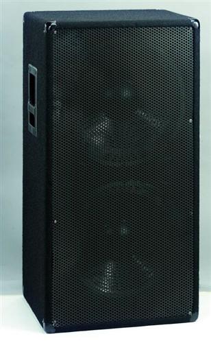Omnitronic BX-2550, subwoofer 600W - Robustní a výkonný subwoofer