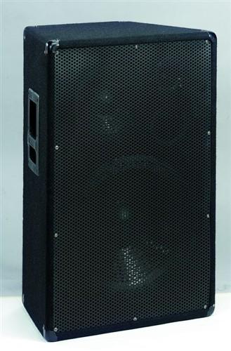 Omnitronic TMX-1530, reprobox 500W - Univerzální širokopásmový reprobox