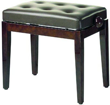 Stagg PB43 WNP SBR, stolička ke klavíru - Stolička ke klavíru typu
