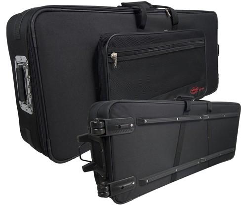 Stagg KTC-128, klávesový kufr - Lehký kufr pro klávesy
