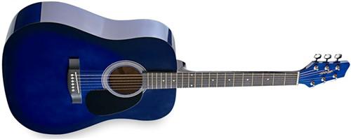 Stagg SW201BLS, akustická kytara - Akustická kytara