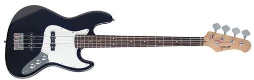 Stagg B300-BK, baskytara - Baskytara typu Jazzbass