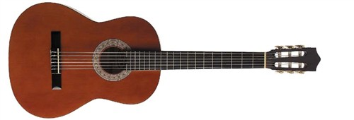 Stagg C536, klasická kytara 3/4 - 3/4 klasická kytara