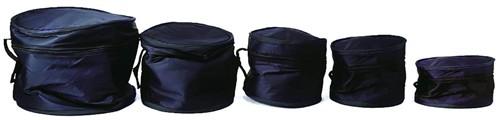 Stagg PBS-2 ECO/5, pouzdra na bubny - Sada 5 pouzder pro bubny