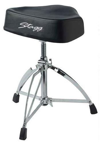 Stagg DT-220RM, stolička k bicím - Nastavitelná výška 49 - 66 cm