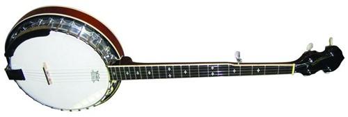 Stagg BJM30 DL, banjo - Pětistrunné banjo
