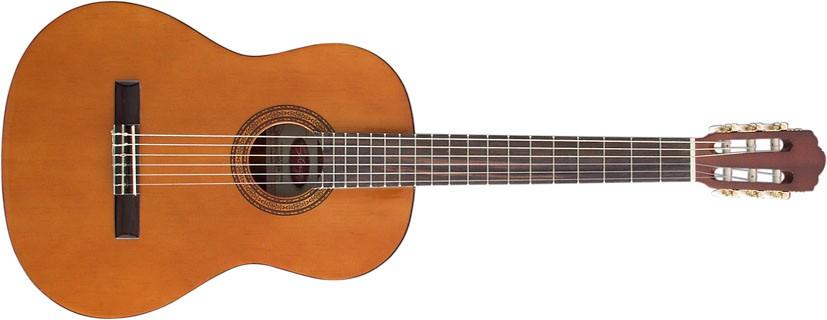 Stagg C547, kytara klasická - 4/4 klasická kytara