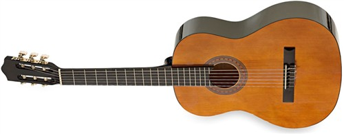 Stagg C546LH, kytara klasická levoruká - 4/4 klasická kytara pro leváky