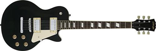 Stagg L320-BK, elektrická kytara - Elektrická kytara typu LesPaul