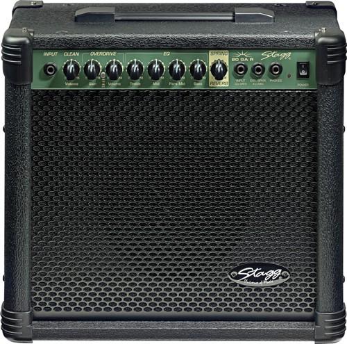 Stagg 20 GA R, kytarov� kombo 20W - 20 W kytarov� kombo