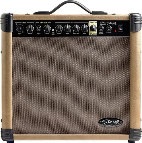 Stagg 40 AA R - 40 W akustick� kombo