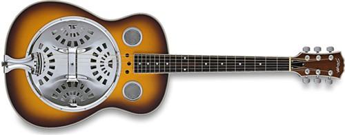 Stagg SR607 SB, rezofonická kytara - Dřevěná rezofonická kytara