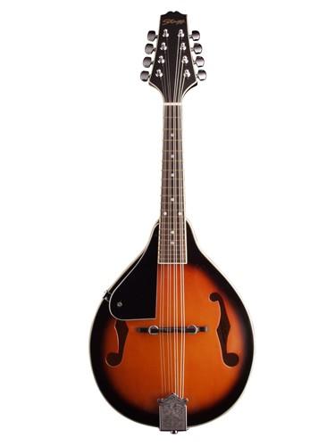 Stagg M20 LH, mandolína bluegrassová, pro leváky - Mandolína bluegrassová
