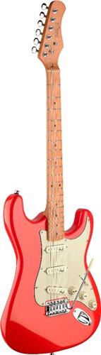 Stagg SES50M-FRD, elektrická kytara -