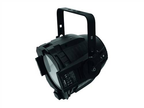 Eurolite LED PAR ML-56 COB 5600K 100W 60�, �ern� - 1x 100W COB, 5600K, DMX