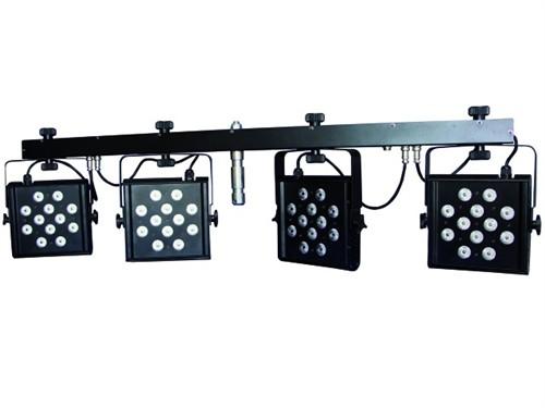 Eurolite LED KLS-1001, 48x 3W TCL DMX, světelná rampa - 48x 3W LED TCL