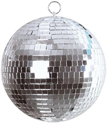 Zrcadlová koule 50cm - Nestárnoucí efekt, nedílná součást diskoték!