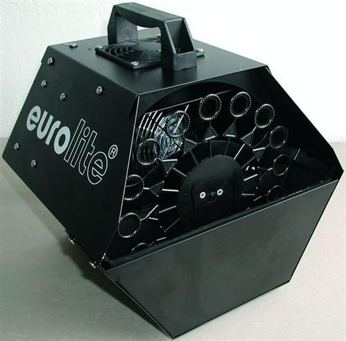 Eurolite Bubble Machine černý - Automatický párty bublifuk