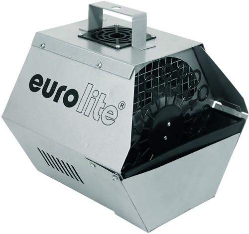 Eurolite Bubble Machine stříbrný - Automatický párty bublifuk