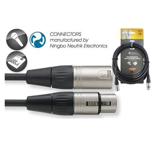 KARAOKE ZÁBAVA: Prodlužovací kabel pro karaoke mikrofon